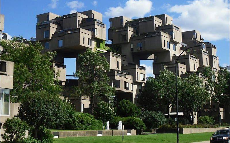 معماری عجیب