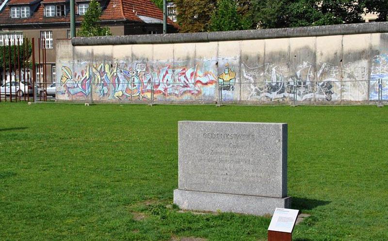 یادبود دیوار برلین