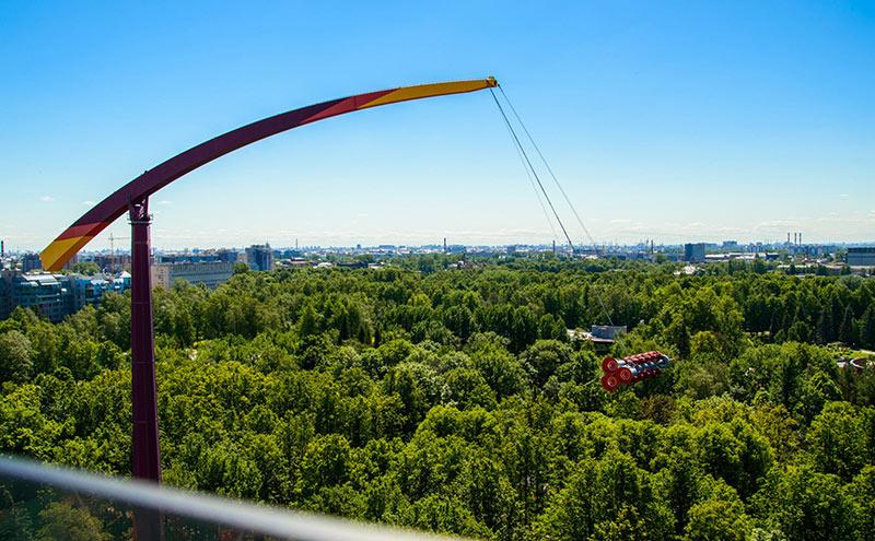 پارک زیبای سم پترزبورگ
