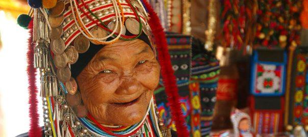 قبایل تایلند