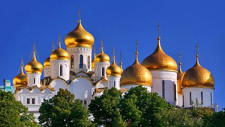 کلیسای کرملین در مسکو