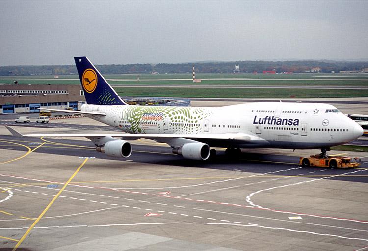 بویینگ سفارشی 747-430