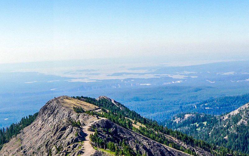 کوه واش برن