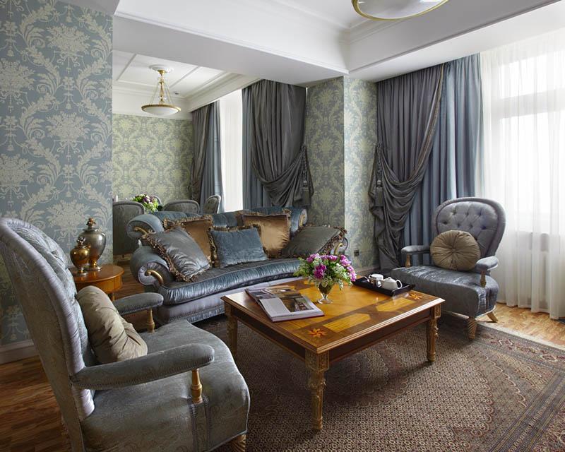 اتاق هتل رادیسون رویال مسکو