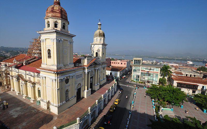 شهر سانتیاگو د کوبا