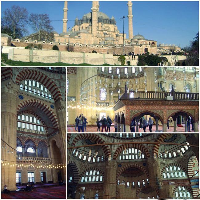 مسجد سلیمیه استانبول