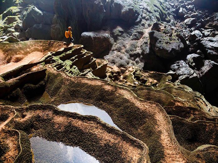 غار Son Doong در پارک ملی Phong Nha-Ke