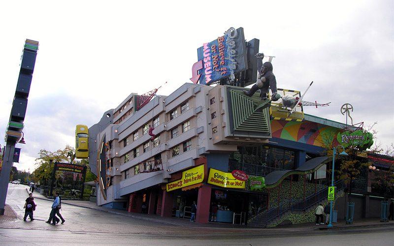 عجیبترین ساختمان ها