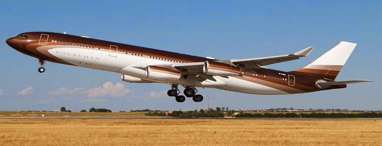 ایرباس مدل A340