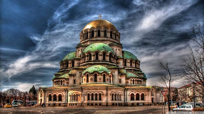 کلیسای جامع The Alexander Nevsky
