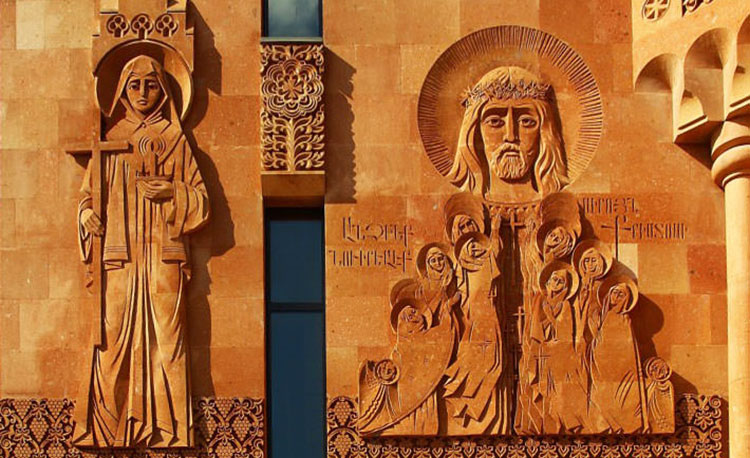کلیسای ارامنه در روسیه