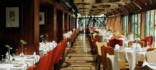 رستوران بورسا