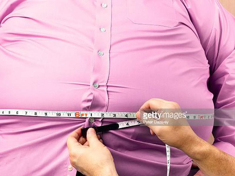 چاق ترین مردم دنیا