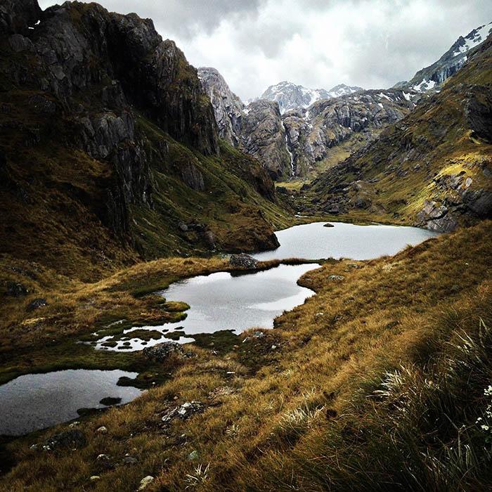 پارک ملی Fiordland