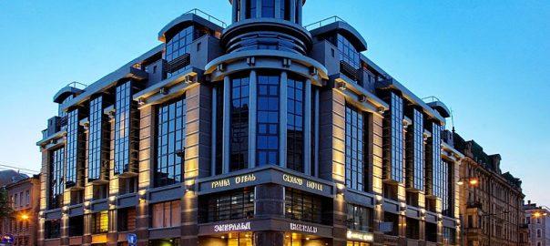 هتل گرند امرالد سنت پترزبورگ