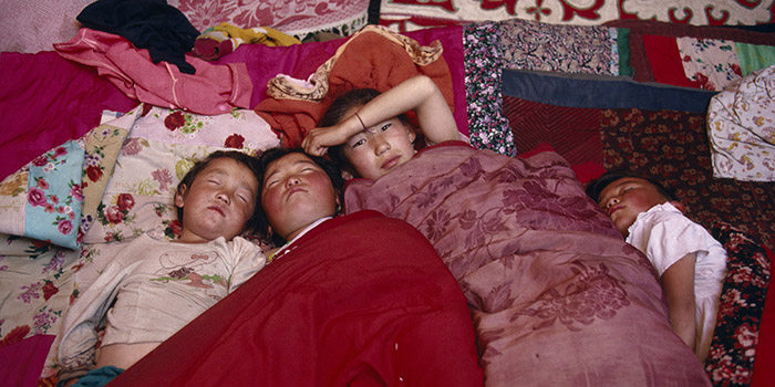 بیماری خواب مرموز کلاچی قزاقستان