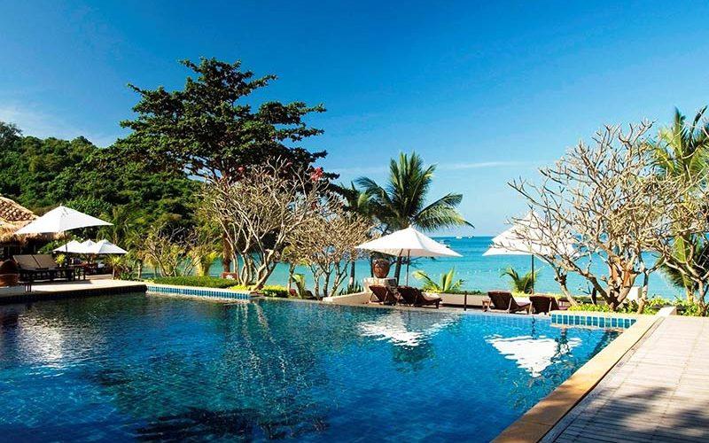جزیره زیبای کو سامت در تایلند