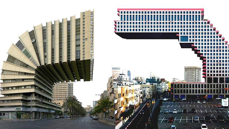 عجیب ترین ساختمان ها