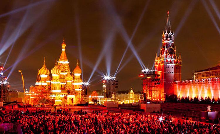 کلیساهای معروف روسیه