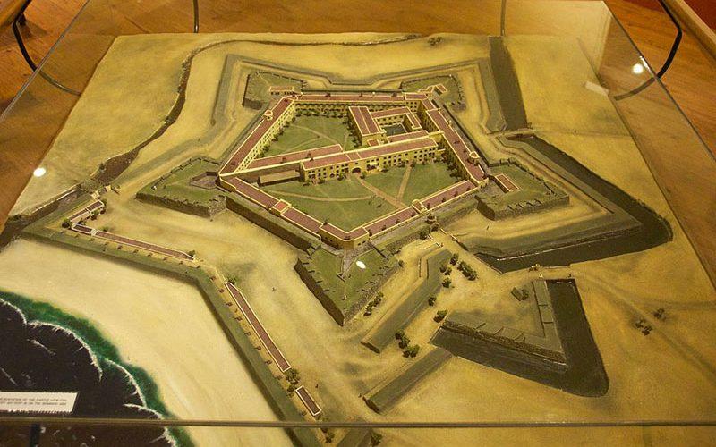 قدیمی ترین قلعه استعماری آفریقای جنوبی