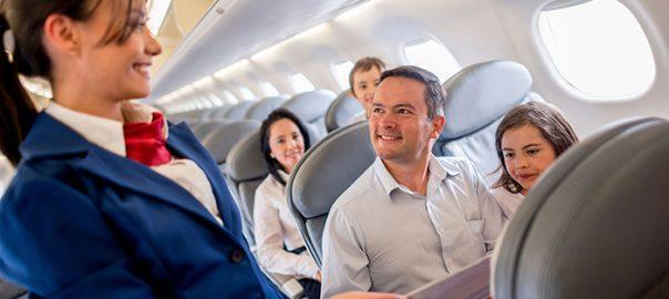 لباس های مناسب در هواپیما