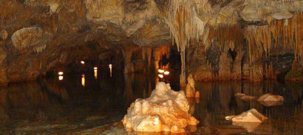 دیوارهای غار