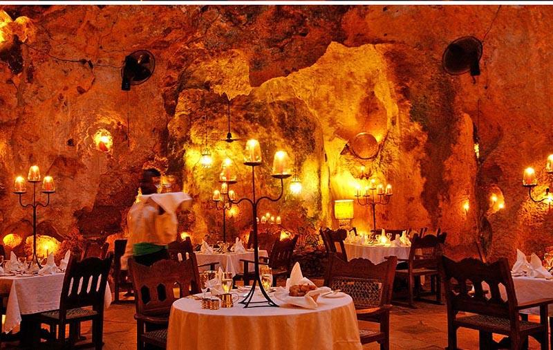عجیب ترین رستوران های دنیا