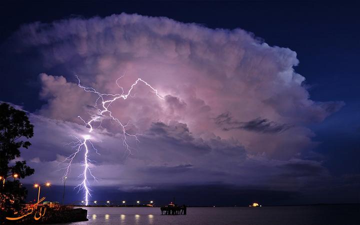 آسمان استرالیا