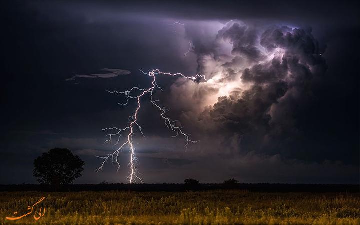 آسمان درخشان استرالیا