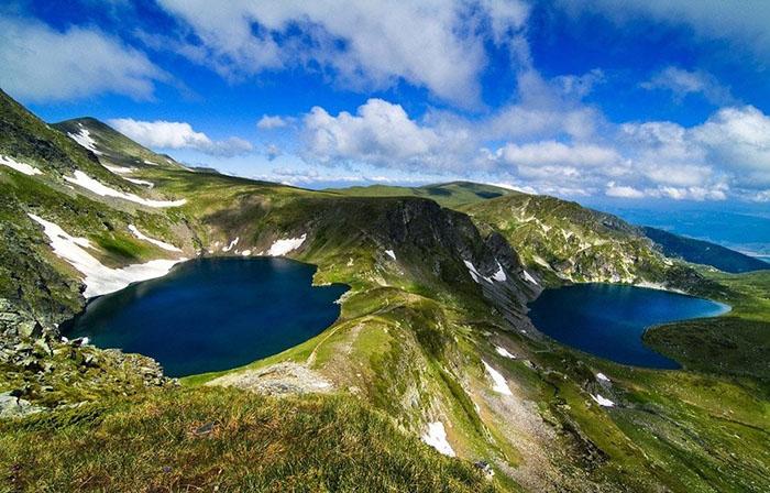 7 دریاچه ی ریلا