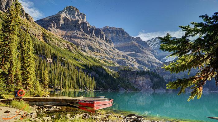 طبیعت کانادا