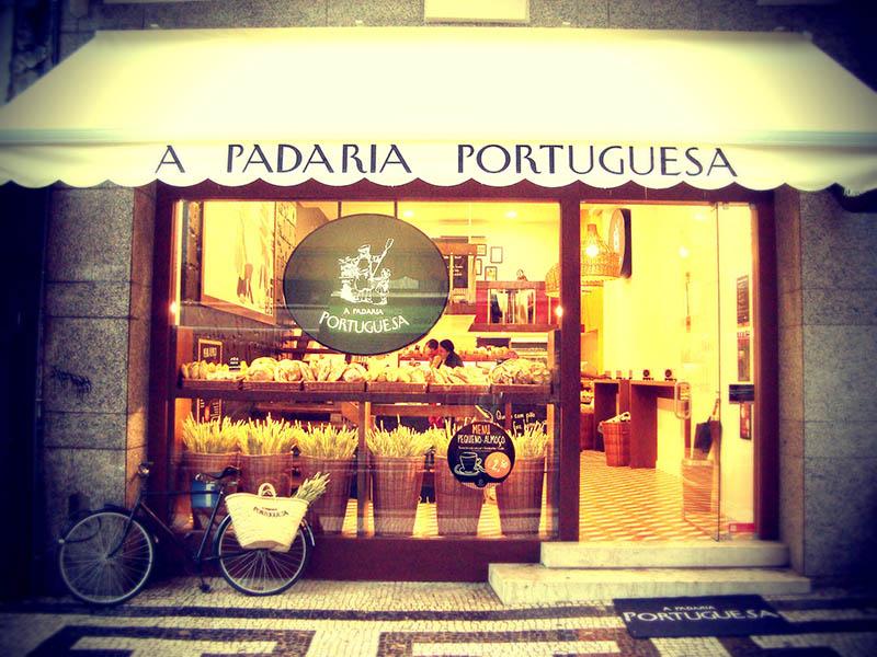 صرف صبحانه در Padaria Portuguesa