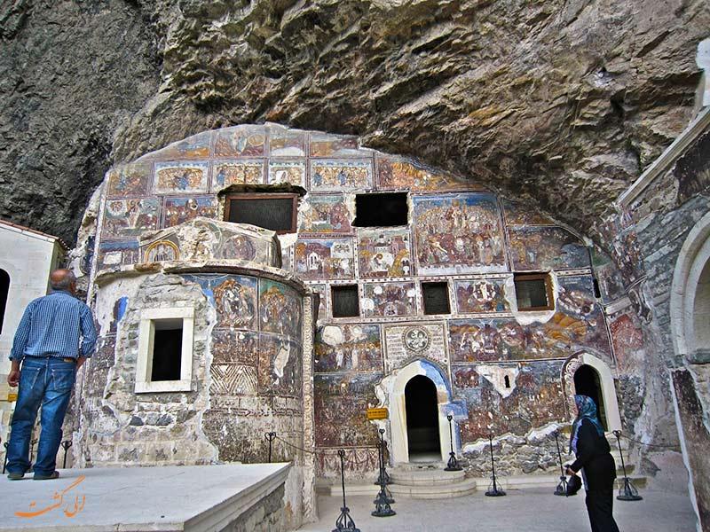 کلیسای صومعه سوملا