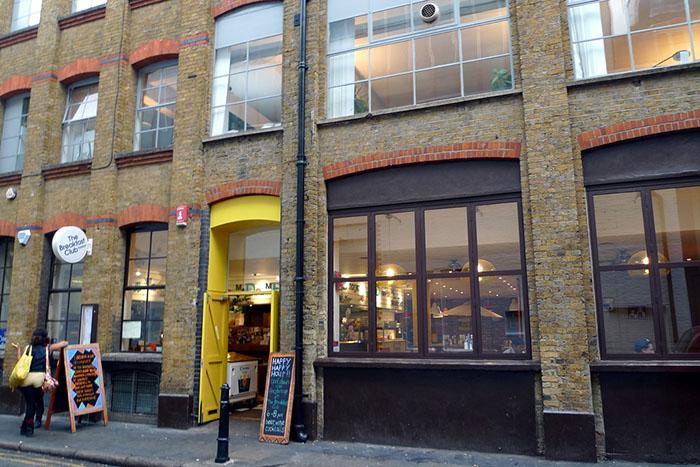 The Breakfast Club در لندن