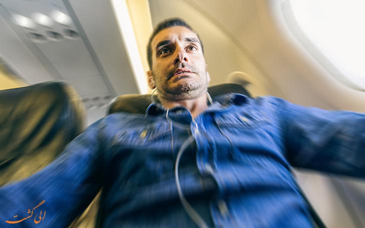 صدای هواپیما