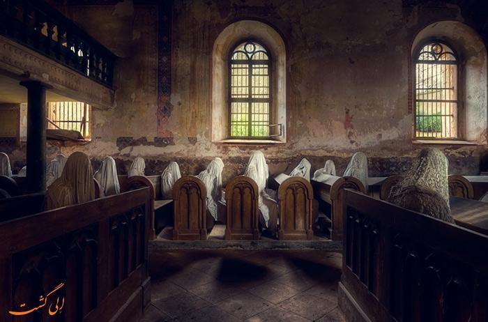 کلیسای ارواح در چک