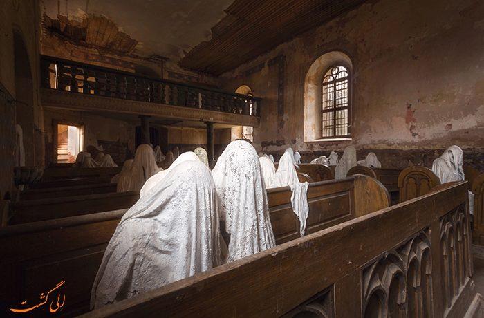 ترسناک ترین کلیسای جهان