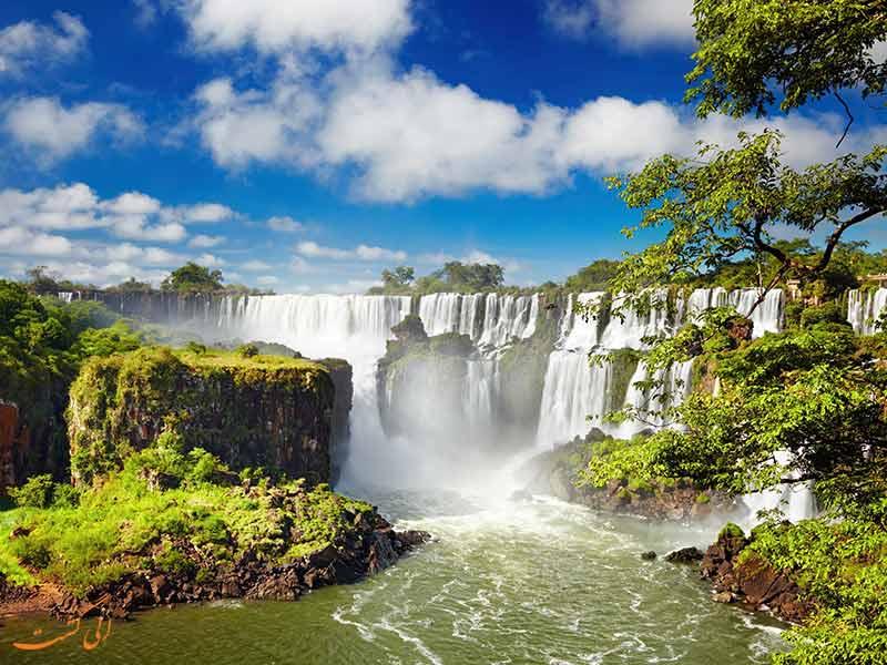 آبشارهای ایگوازو
