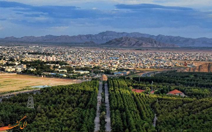 شهر کرمان-راهنمای سفر به کرمان