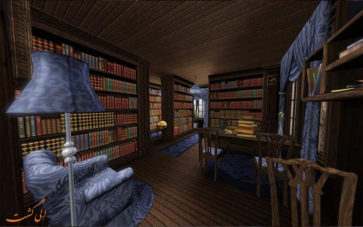 کتابخانه های عجیب