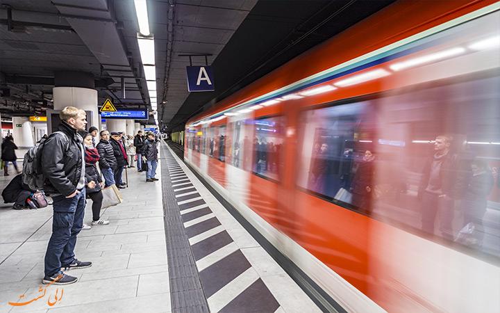 متروی بارسلونا