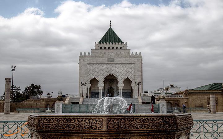 مقبره محمد پنجم