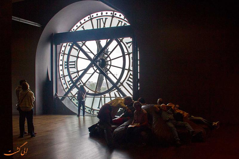 ساعت موزه دورسای پاریس