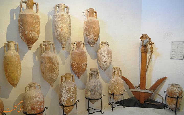 موزه باستان شناسی رباط