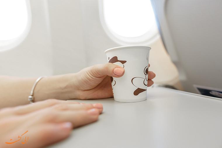 قهوه هواپیما