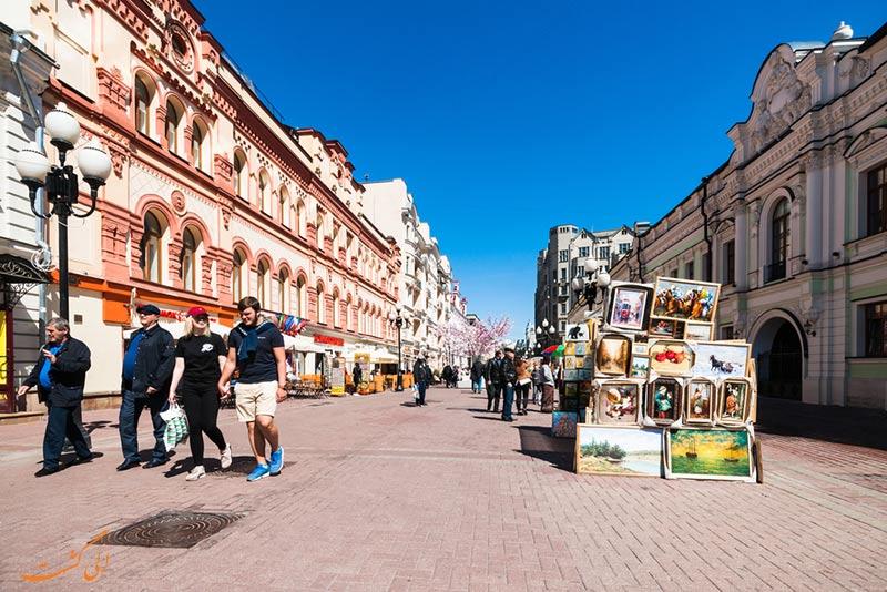 خیابان آربات