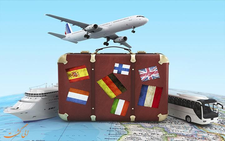 سفر به دور دنیا