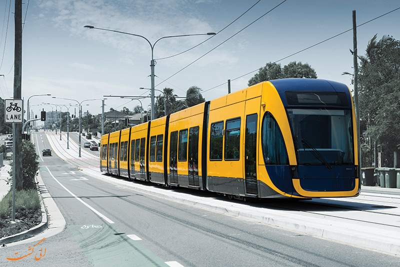 حمل و نقل در استرالیا