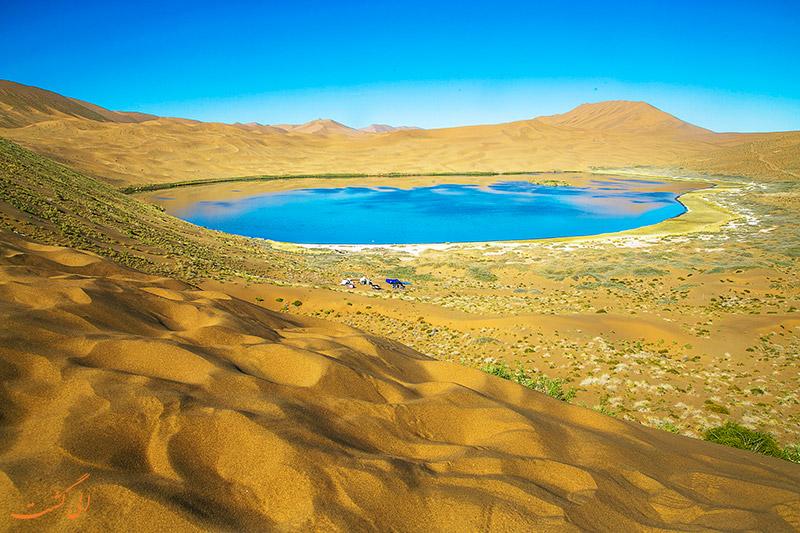 اتفاقات عجیب در صحرا | صحرای چین