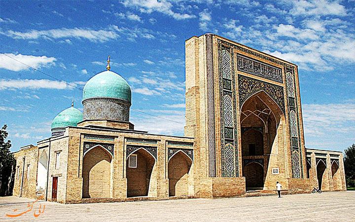 مدرسه تاریخی باراک خان